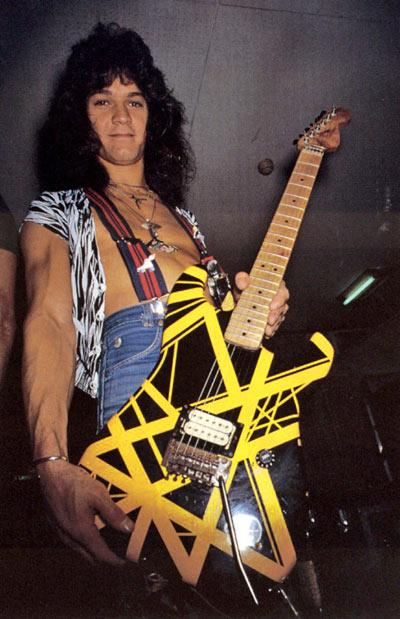 Eddie-Van-Halen-Bumblebee-Guitar